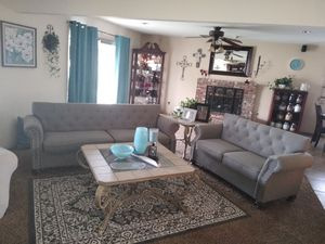 Colman furniture couch love seat for Sale in Bakersfield, CA