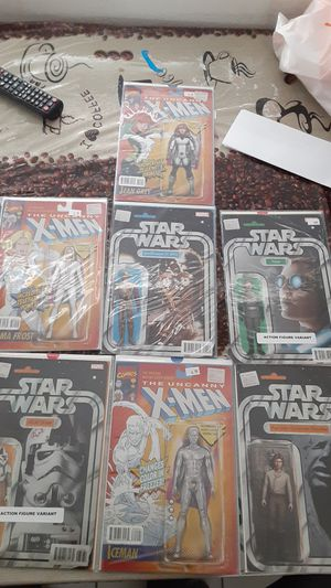 Marvel comics toy figure variants for Sale in Industry, CA