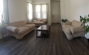 Couches and coffee table for Sale in Perris, CA