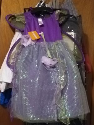 *NEW* Gymboree fairy costume and matching wings for Sale in Puyallup, WA