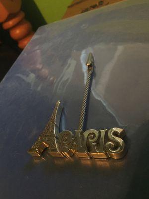Paris magnet for Sale in Sanger, CA