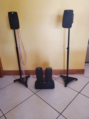Klipsch Quintet Home Theater Speaker Surround System for Sale in Miami, FL