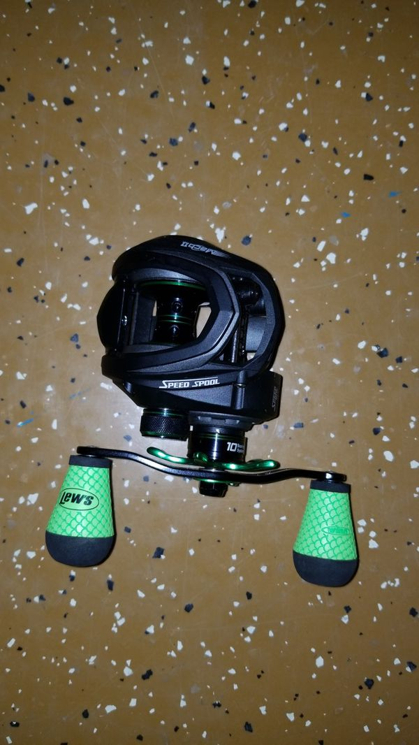 Let's Mach ll Speed Spool MH25H Freshwater.
