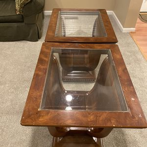 Coffee Table w/ Matching End Tables for Sale in Brookeville, MD