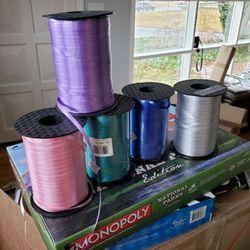 5 Spools Of Ribbon for Sale in Alexandria,  VA