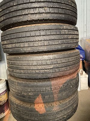 Heavy duty trailer tires for Sale in Pomona, CA