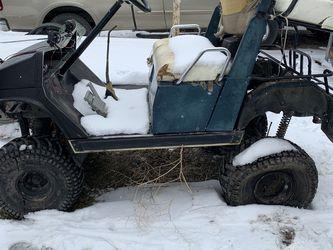 honda 250cc golf cart for Sale in Wenatchee,  WA
