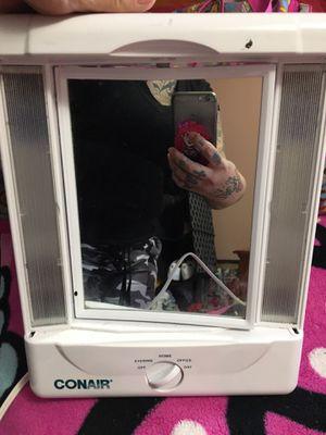 Conair mirror for Sale in Vidalia, GA