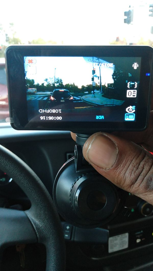 Car truck video recorder
