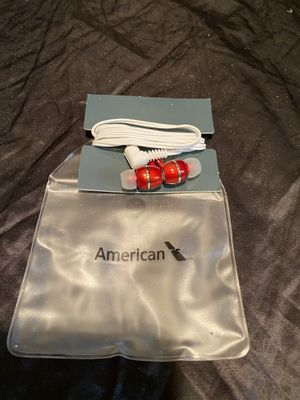 First Class American Airlines AA Earbuds for Sale in Kissimmee, FL
