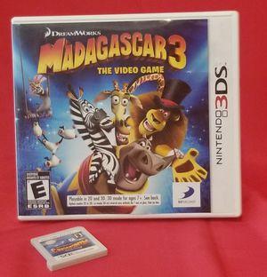 Madagascar 3 for Sale in Dallas, TX