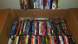 $1 a DVD. I have 130 If you wana make me an offer. for Sale in Irving, TX