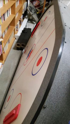 Big Air Hockey Table for Sale in Redmond, WA