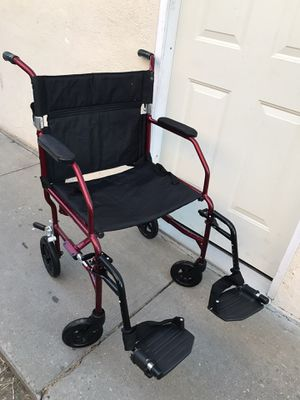 WHEELCHAIR LIGHT WEIGHT for Sale in Torrance, CA
