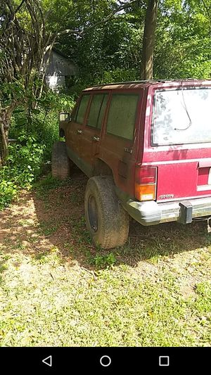 89' Jeep Cherokee for Sale in Canton, GA