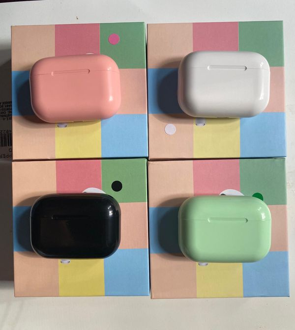 AirPod Pro multi color