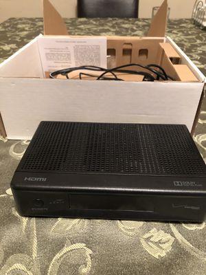 Verizon cable box for Sale in Chesapeake, VA
