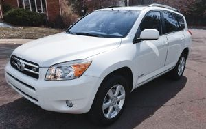 No accident 2006 TOYOTA RAV4 Clean CarFax for Sale in San Jose, CA