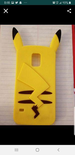 Samsung s5 case pikachu for Sale in New Braunfels, TX