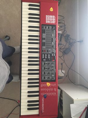 Nord electro 3 sixty one keyboard for Sale in Smyrna, GA