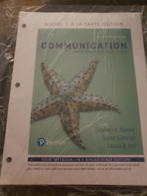 SPC speech book for Sale in Clearwater, FL