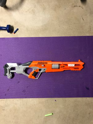 Nerf Accustrike Alphahawk for Sale in Swormville, NY