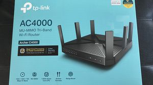 Tp-link AC4000 router for Sale in Houston, TX