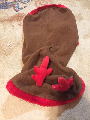 Dog or puppy Halloween or Christmas costume reindeer for Sale in Coral Springs, FL
