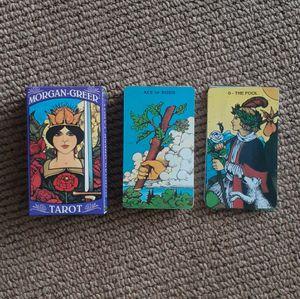 Morgan-Greer Tarot Deck English for Sale in Miami, FL
