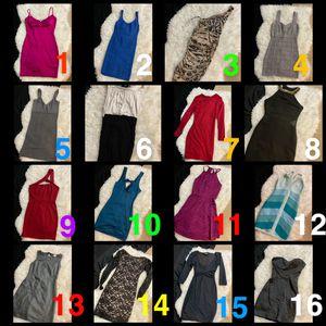 Dresses size XXS XS SMALL for Sale in Darnestown, MD