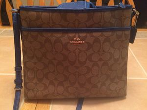 Authentic Coach Purse for Sale in Silver Spring, MD