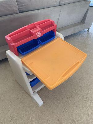 Kids Desk/Magnetic Dry Erase Board for Sale in San Diego, CA