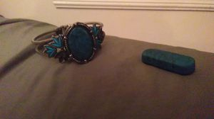 Torquoise bracelet /pendant charm for Sale in Salt Lake City, UT