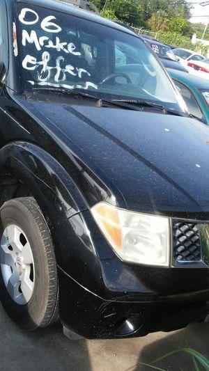 2006 Nissan pathfinder for Sale in Austin, TX