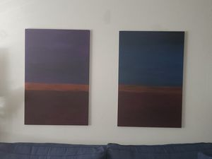 Two Original Art Pieces for Sale in San Leandro, CA