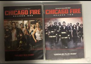 DVD-CHICAGO FIRE season 1-2 for Sale in Tamarac, FL
