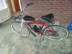 Motor bike brand new running great for Sale in Detroit, MI