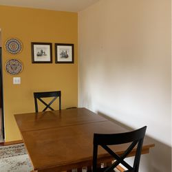 Dining Table And 2 Chairs for Sale in Everett,  WA
