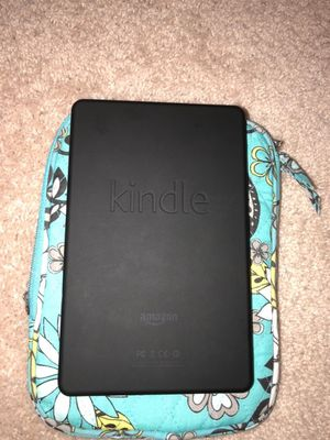 Kindle Fire + Case for Sale in Leesburg, VA