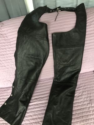 Leather chaps for Sale in Zebulon, NC