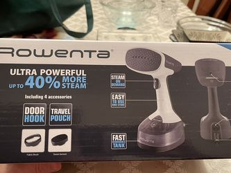 Rowenta Power Clothes Steamer for Sale in Monongahela,  PA