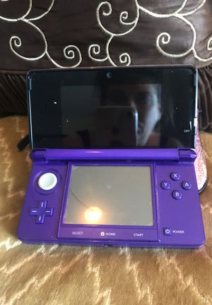 Nintendo DSI 3D with brand 🔌 and New Super Mario Bro's 2 game,make offer for Sale in Peoria, AZ