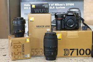 Nikon D7100 for Sale in DeSoto, TX