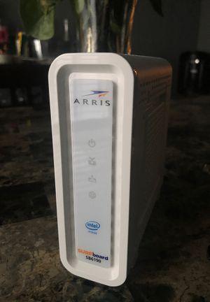 Arris modem for Sale in Stockton, CA