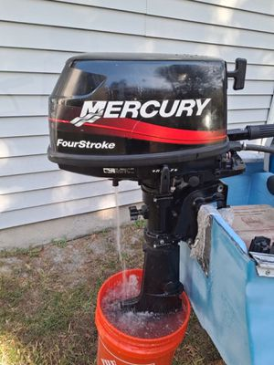 Mercury 6HP 4 Stroke Outboard Motor for Sale in Hudson, FL
