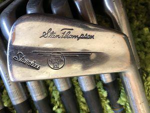 Ladies Stan Thompson Golf Club Iron Set 3-SW for Sale in Scottsdale, AZ