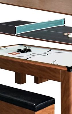 Air Hockey/ Table Tennis Convertible Dining Table for Sale in Brentwood,  CA