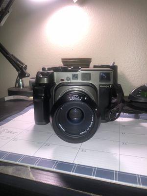 Mamiya 7 medium format film camera for Sale in La Habra, CA