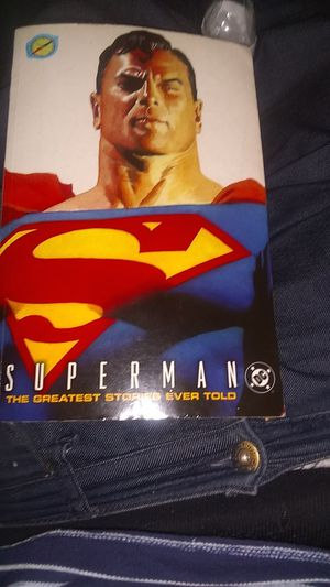 Super man the greatest story ever told for Sale in Long Beach, CA