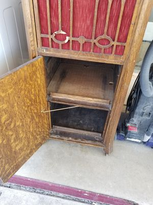 Edison phonograph cabinet cabinet only $100 or best offer for Sale in San Antonio, TX